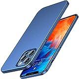 CASEKOO Ultra Dünn Kompatibel mit iPhone 12 Pro Max Hülle Slim Handyhülle Mattem Finish Case with...