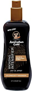 Australian Gold BRONZING INTENSIFIER dry oil with bronzer spray 237 ml