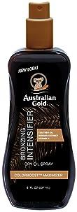 Australian Gold Bronzing Intensifier Dry Oil Spray