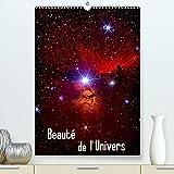 Beauté de l'Univers (Premium, hochwertiger DIN A2 Wandkalender 2022, Kunstdruck in Hochglanz): Photos du soleil, d'étoiles et de nébuleuses. (Calendrier mensuel, 14 Pages )