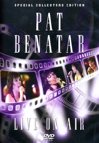 Pat Benatar-Live on Air [Import]