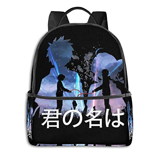 Your Lie in April-English Version Student School Bag School Cycling Leisure Travel Camping Outdoor Backpack