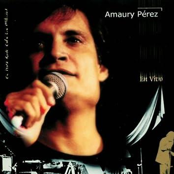 Amaury Pérez  En Vivo