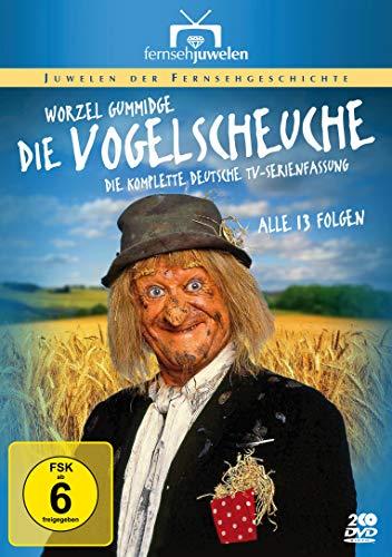 Die komplette deutsche TV-Serienfassung (2 DVDs)