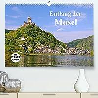 Entlang der Mosel (Premium, hochwertiger DIN A2 Wandkalender 2022, Kunstdruck in Hochglanz): Fotos von alten Burgen und Weinbergen entlang der Mosel begleiten Sie mit diesem Kalender durch das Jahr. (Geburtstagskalender, 14 Seiten )