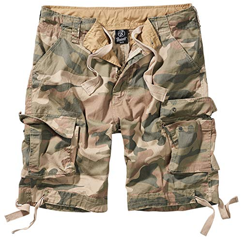 Brandit Urban Legend Short Light Woodland XL