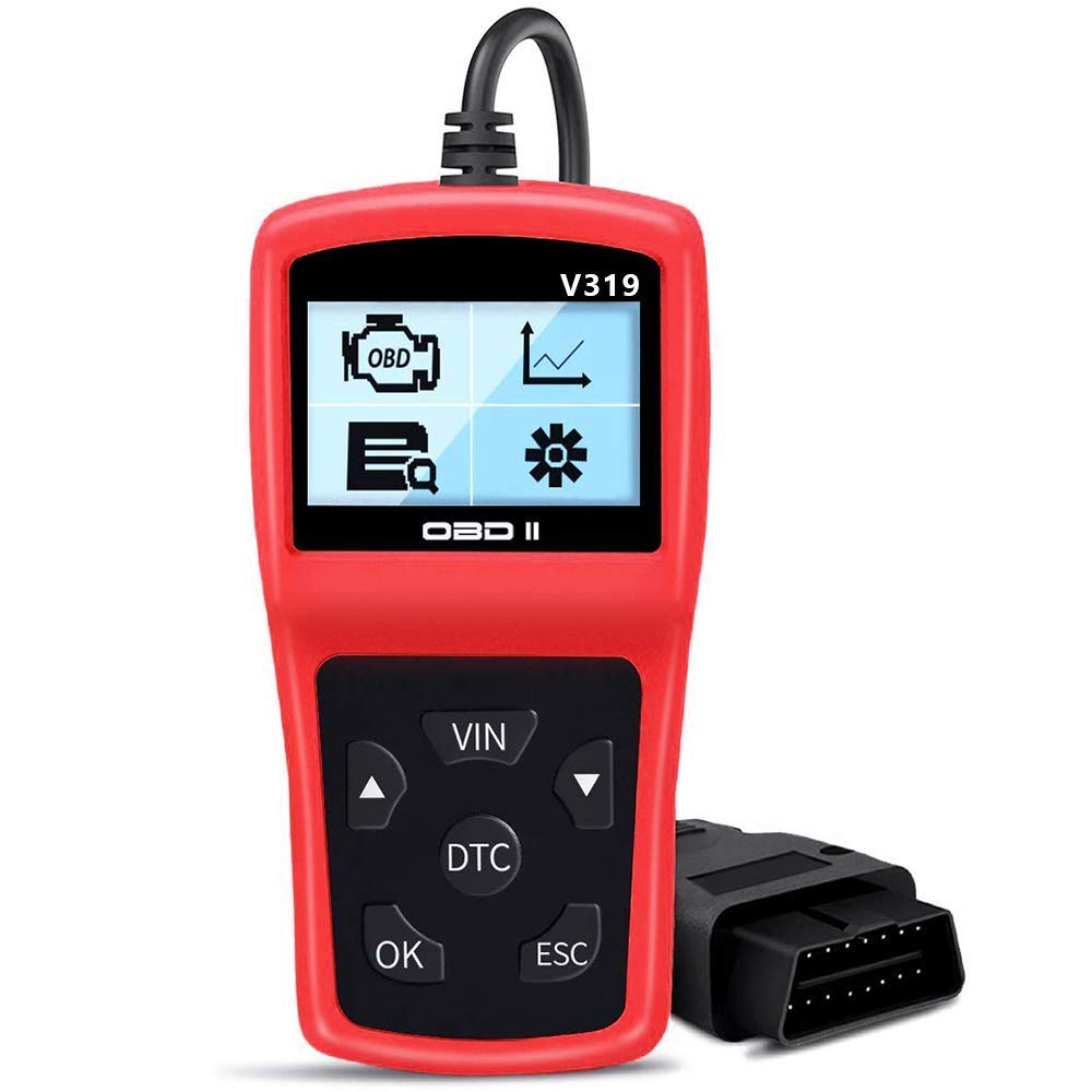 LINGSFIRE Scanner Diagnostic Universal Automotive
