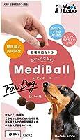 【5個セット】MEDIBALL メディボール レバー味 犬用 15個入