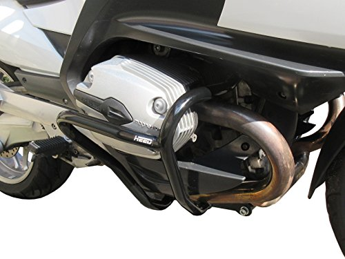 Defensa Protector de Motor Heed R 1200 RT (2005-2013) - Negro