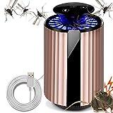 Lampe Anti-moustiques, Lampe UV LED, Alimentation USB, sans Produits Chimiques, Non Toxique, sans...