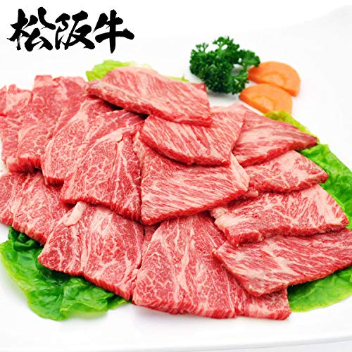 松阪牛 焼肉 肩ロース もも バラ 霜降り 牛肉 ギフト にも 400g セット 三重県産 【即日発送】