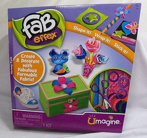 precios razonables Umagine Fab Fab Fab Effex Starter Set - Variety Pack - Formable Fabric by Umagine  tienda en linea
