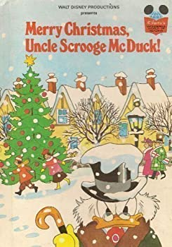 Merry Christmas, Uncle Scrooge McDuck! - Book  of the Disney's Wonderful World of Reading