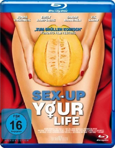 Sex-Up Your Life ( My Awkward Sexual Adventure ) (Blu-Ray)