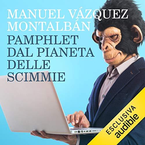 Pamphlet dal pianeta delle scimmie copertina
