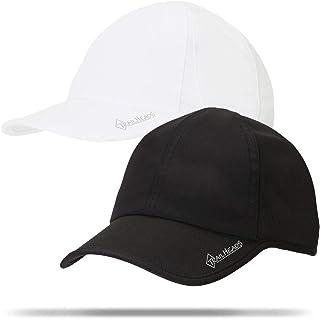 Chapéu de corrida feminino TrailHeads com proteção UV