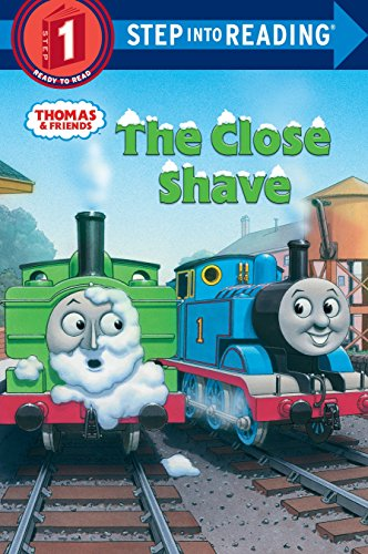 Thomas and Friends: The Close Shave (Thomas & Friends) (Step into Reading)の詳細を見る