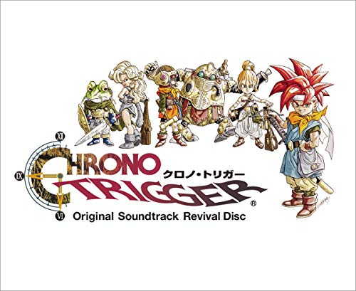 [Album]Chrono Trigger Original Soundtrack Revival Disc – 光田康典[FLAC + MP3]