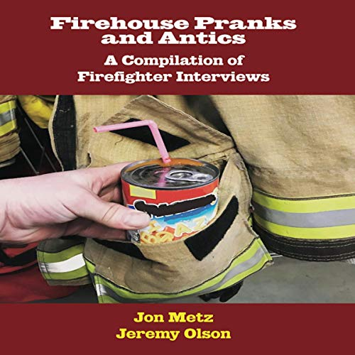 Firehouse Pranks and Antics  By  cover art