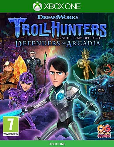 Troll Hunters Defenders of Arcadia Xbox One Game