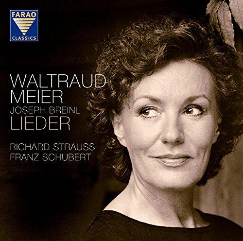 Richard Strauss, Franz Schubert: Lieder