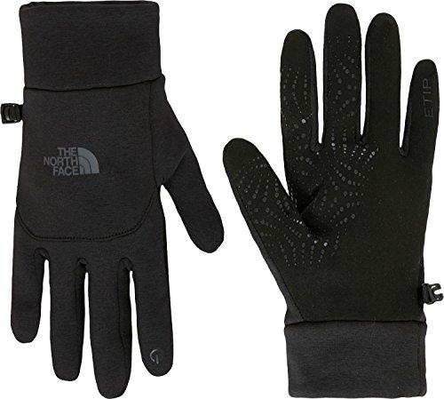 The North Face Etip Hardface Glove Tnf Black Heather Print XS