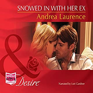 Snowed In with Her Ex cover art