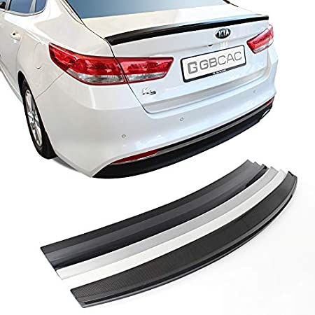 Gloss Black Rear Trunk Spoiler by Keen Design Fits: KIA 2016-2019 Optima, K5