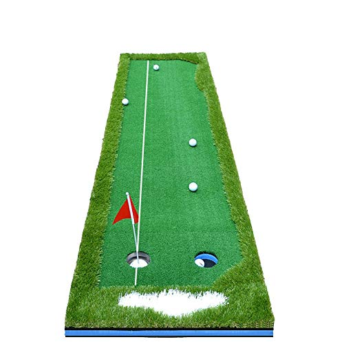 Buy Bargain YYLVM Golf Putting Green Mat, Professional Golf Practice Trainning Portable Putting Mat ...