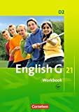 English G 21 - Ausgabe D / Band 2: 6. Schuljahr - Workbook mit Audios online