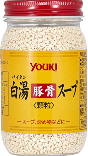 ユウキ食品白湯(豚骨)スープ130g