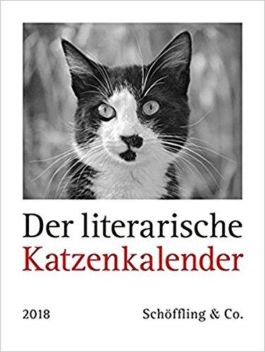 Der literarische Katzenkalender 2018