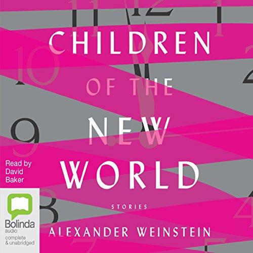 Children of the New World audiobook cover art