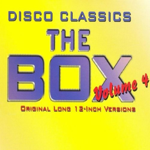 Disco Classics - The Box, vol. 4 (Original Long 12-Inch Versions)
