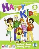 Happy kids. Per la Scuola elementare. Con e-book. Con espansione online: 2