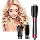 Chimpuk Hair Dryer Brush,Upgrade 5 in 1 Hot Air Brushes for Hair Styling,Hot