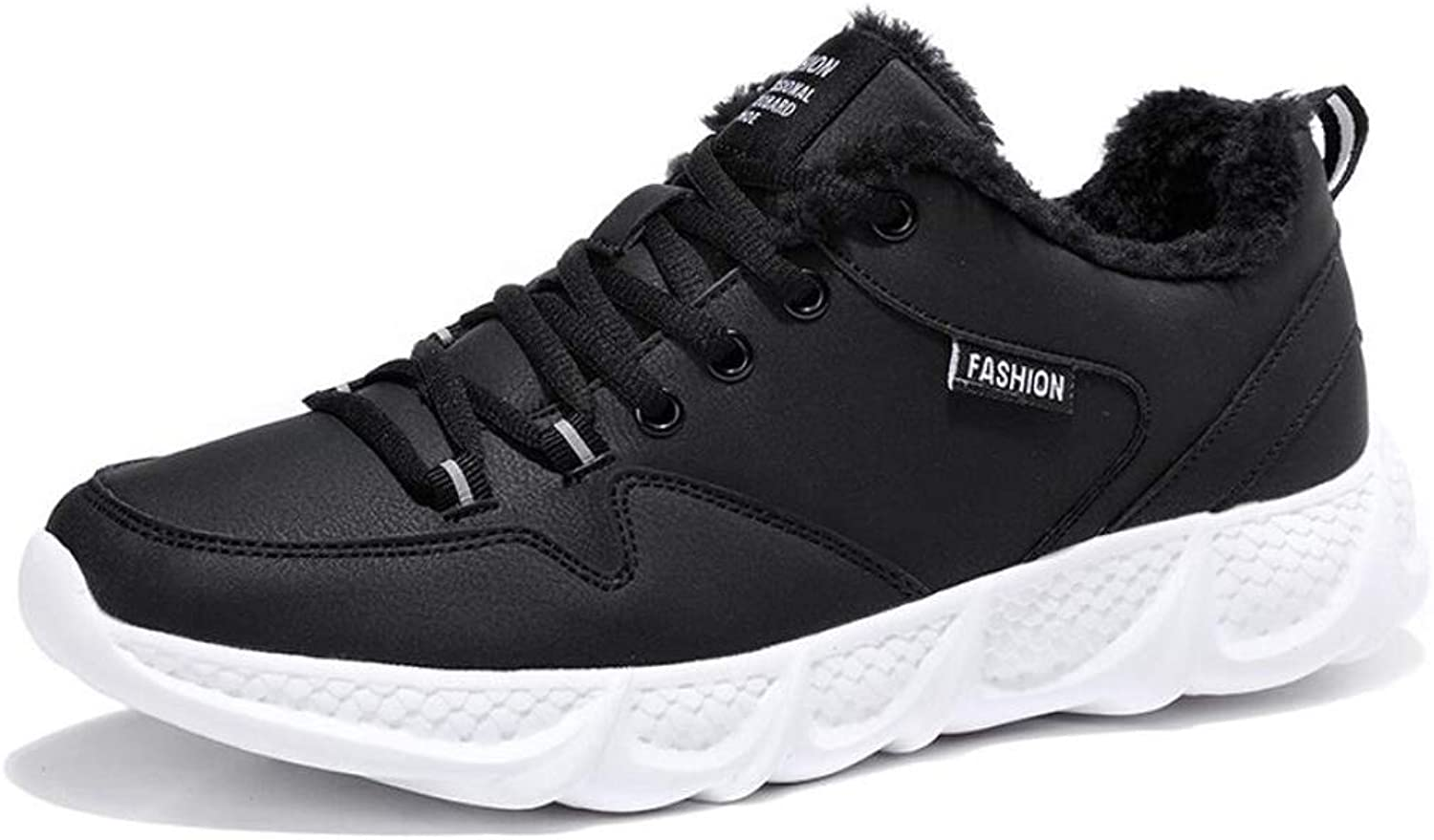 Zxcer Lightweight Walking Athletic shoes Breathable Mesh Sneakers Casual Running shoes Air Cushion Lace-up Trainers