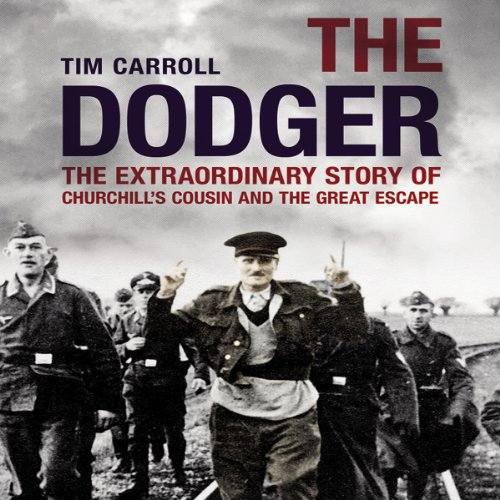 The Dodger audiobook cover art