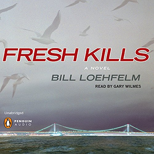 Fresh Kills audiobook cover art