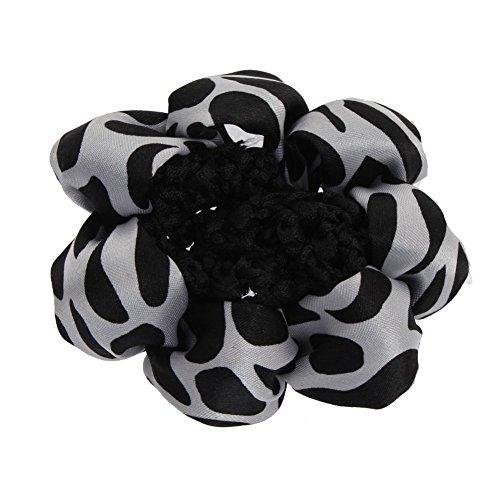 Just Fox – Chignon Filet Cheveux Cheveux Coiffure aide plastique Nouveau design
