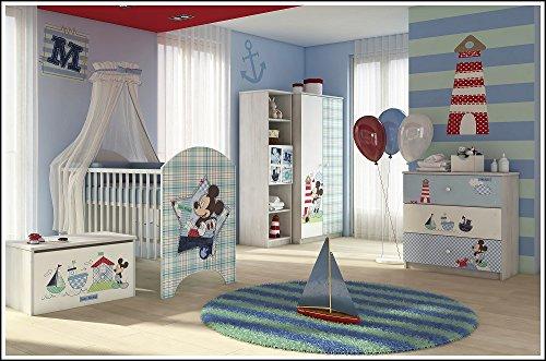 hogartrend Set mobili Infantili Collezione Disney Topolino