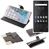 K-S-Trade® Schutz Hülle Für BlackBerry KEY2 (Dual-SIM)