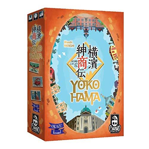 Cranio Creations- Yokohama-Gioco da Tavolo, Multicolore, CC085