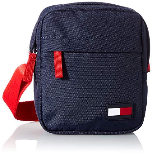 Tommy Hilfiger Unisex-Kinder CORE Tasche, Twilight Navy, One Size