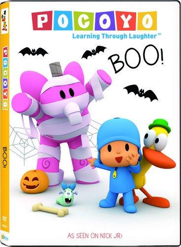 Pocoyo: Boo [DVD] [Region 1] [NTSC] [US Import]