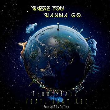 Where You Wanna Go (feat. Lady Cee)