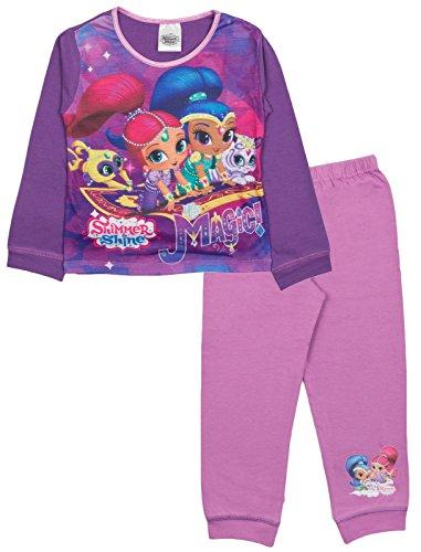 Shimmer & Shine - Pijama para niña (1 – 4 años)
