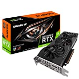 Gigabyte Technology RTX 2070 Windforce - Tarjeta gráfica (8 GB de RAM, 256 bit, PCI-E 3.0 x 16, 1620 MHz Core Clock) Color Negro