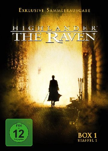Highlander - The Raven - Box 1 / Staffel 1 [3 DVDs]
