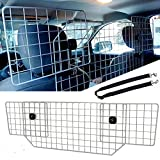 """CO-Z Large 36.2-70"""" Dog Barrier with Double-Head Dog Leash for SUV, Car, Van"""